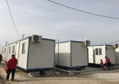 Containers sent by Transmark Turkey, Transmark Renewables, Transmark-Renewables, Geothermal, Geothermie